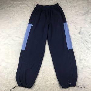 Nike Air Jordan Sweatpants Carolina Tarheels Blue
